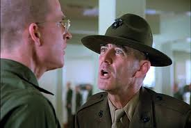 R. Lee Ermey Screaming
