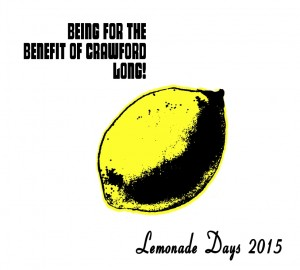 Being for the Benefit of Crawford Long! (cover)